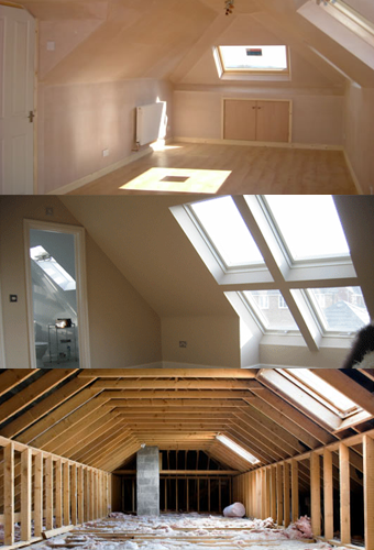 Loft Conversions in Ipswich, Suffolk